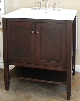country vanities for the bathroom